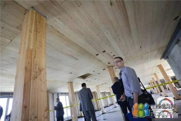 全球最高木结构大楼竣工