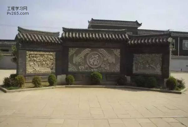 古代四合院为什么开门先见墙?