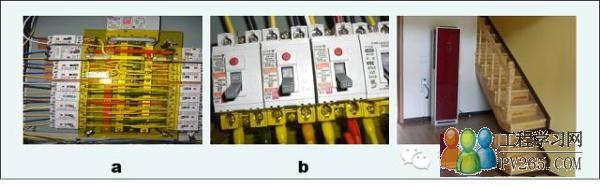 线及温控器感应探头接线
