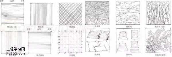 建筑规划手绘技法