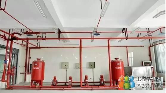 消防水泵房内潜水排污泵(含排污泵控制箱,排污泵连接管道及阀门等配件