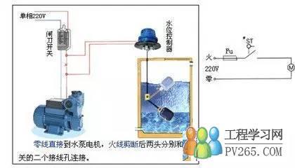 水位开关原理_液位开关原理,安装及应用