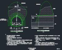 隧道大塌方处理设计图