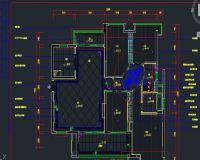 2-简约欧式风格家装设计完整施工图