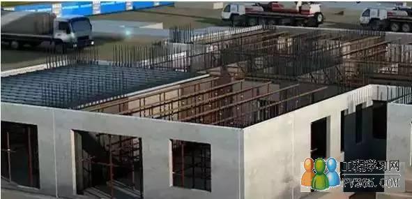 装配式建筑施工工艺流程图解