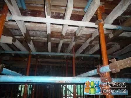 墙柱模板施工 模板工程常用数据