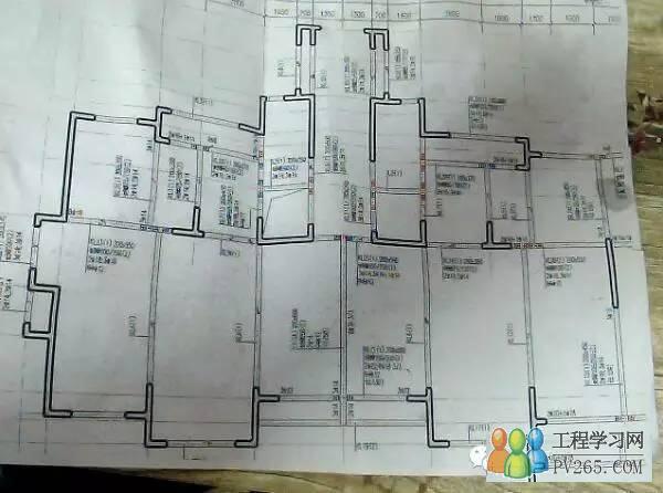 如何看懂工程施工图纸