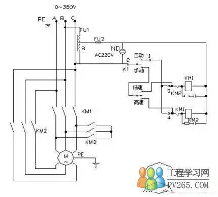 如何看懂电气控制电路图