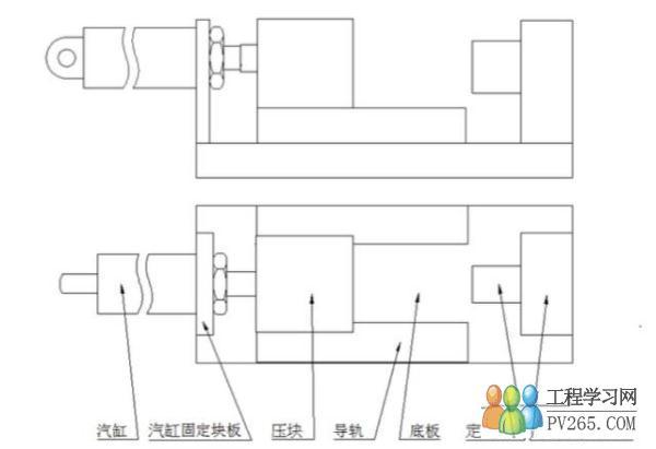 工装电路回路图