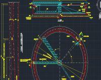 A2O污水图纸 工艺污水处理厂图纸