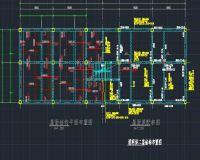 某办公楼框架结构图纸