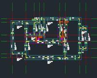 别墅小会所建筑图