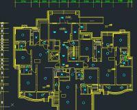 CAD电气符号电气图库素材