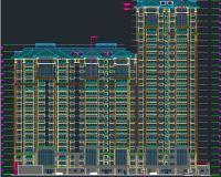 8#楼建筑设计图纸