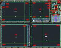 工业厂房设计图纸样例